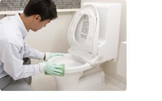 業務用トイレ・洗面所01